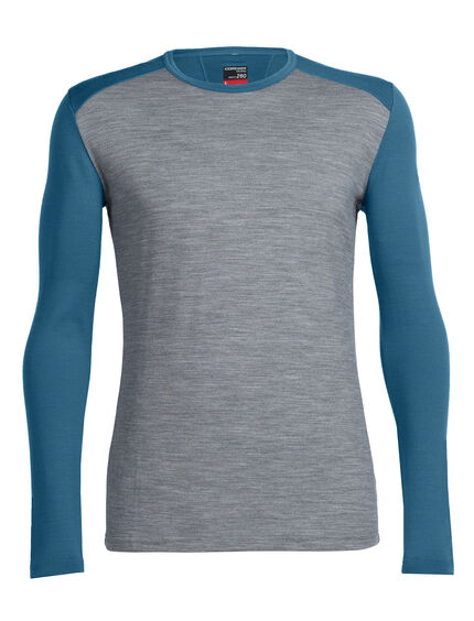 Tech Top Long Sleeve Crewe