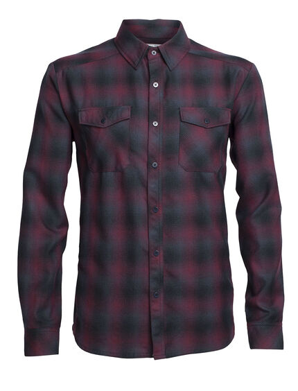 Lodge Long Sleeve Flannel Shirt