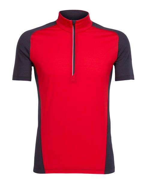 Cool-Lite Strike Lite Short Sleeve Half Zip