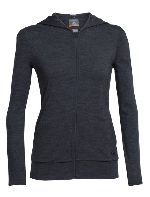 Nomi Long Sleeve Zip Hood