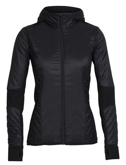 MerinoLOFT Helix Long Sleeve Zip Hood