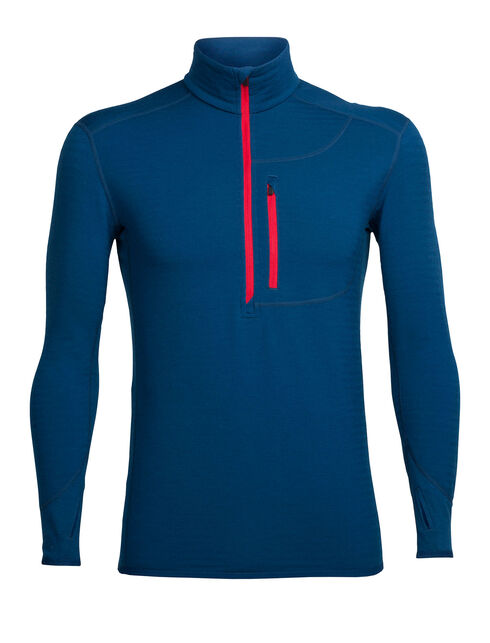 Descender Long Sleeve Half Zip