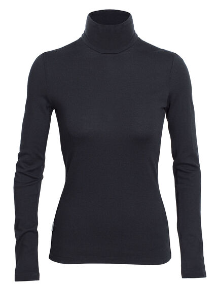 Vertex Long Sleeve Turtleneck