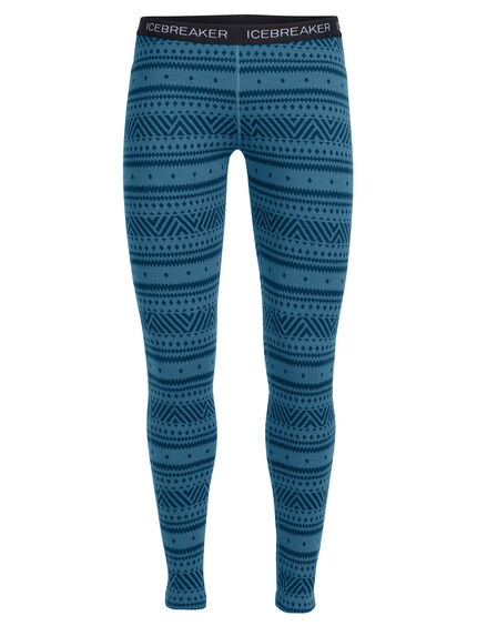 Vertex Leggings Icon Fairisle