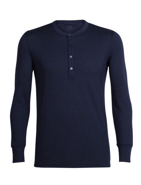Trailhead Long Sleeve Henley