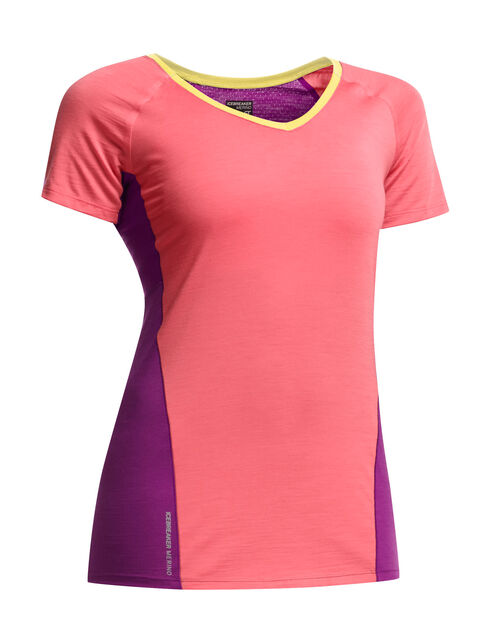 Cool-Lite Spark Short Sleeve V