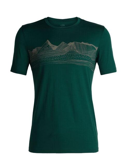 Tech Lite短袖圆领上衣(Pyrenees)
