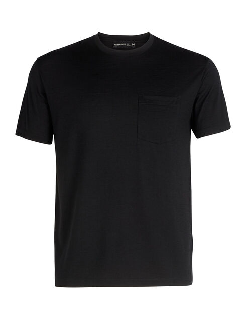 旅 TABI Tech Lite Short Sleeve Pocket Crewe