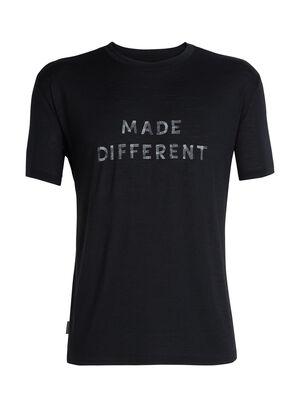 Tech Lite短袖圆领上衣(Made Different)