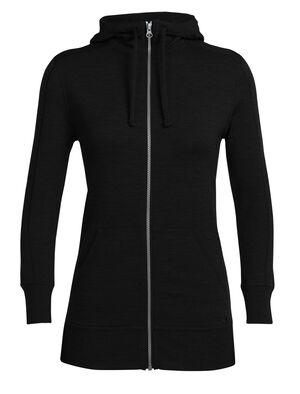 RealFLEECE® Dia Long Sleeve Zip Hood