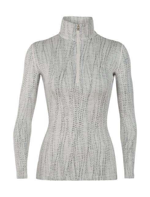 250 Vertex长袖半拉链上衣(Drift)