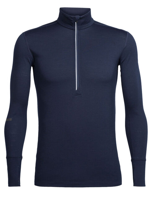 Incline Long Sleeve Half Zip