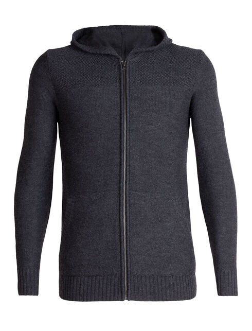 Men's Waypoint Long Sleeve Zip Hood Sweater