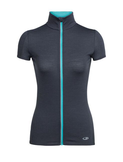 Women's Cool-Lite™ Comet Lite Short Sleeve Zip