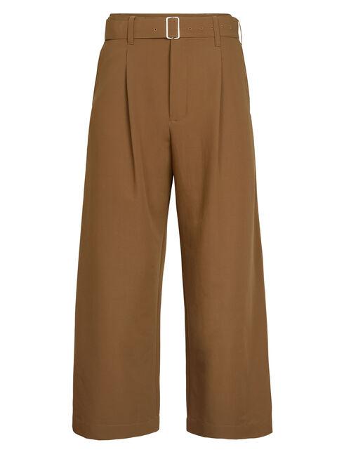 旅 TABI Merino-Shield Cropped Pants