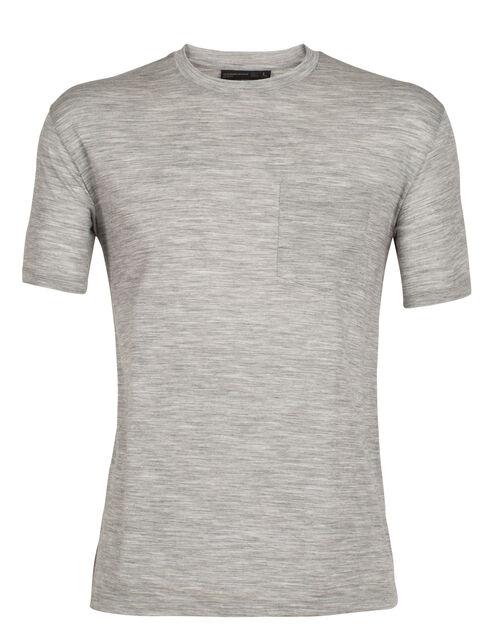TABI Tech Lite Short Sleeve Pocket Crewe