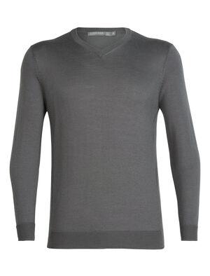 Cool-Lite™ Quailburn V领针织衫