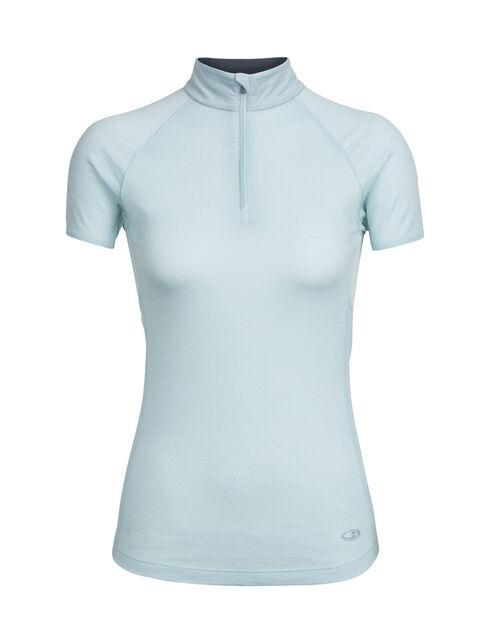 Women's Cool-Lite™ Comet Lite Short Sleeve Half Zip