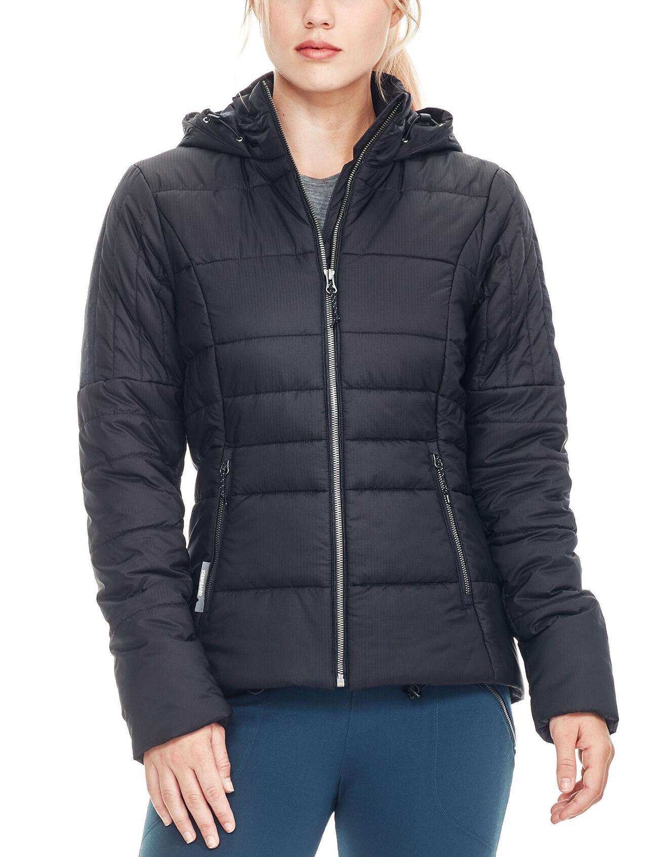d407aa7ead MerinoLOFT™ Stratus X Hooded Jacket - Icebreaker (CA)