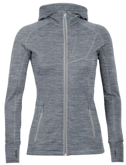 Women's Quantum Long Sleeve Zip Hood