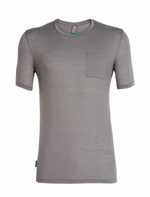 Cool-Lite™ Solace Short Sleeve Pocket Crewe