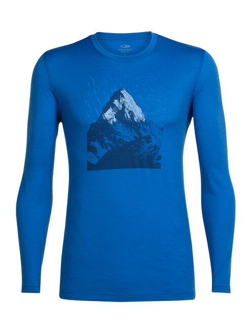 Tech Lite Long Sleeve Crewe Everest Dawn