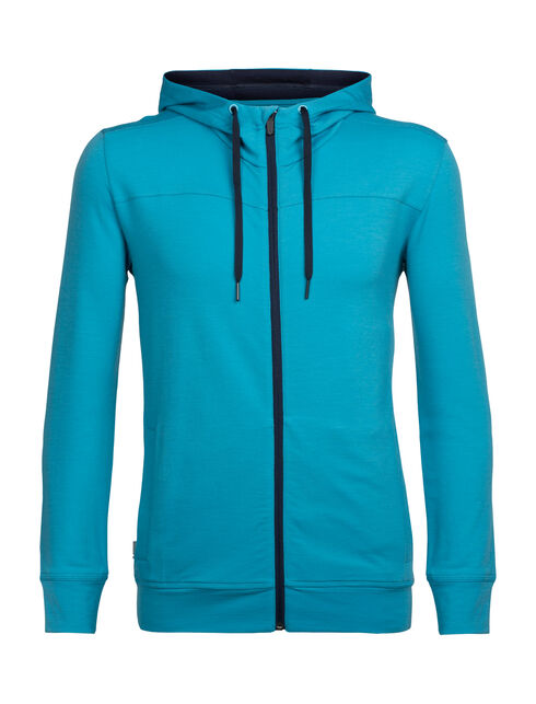 Shifter Long Sleeve Zip Hood