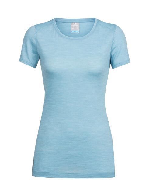 Cool-Lite™ Sphere短袖中低圆领上衣