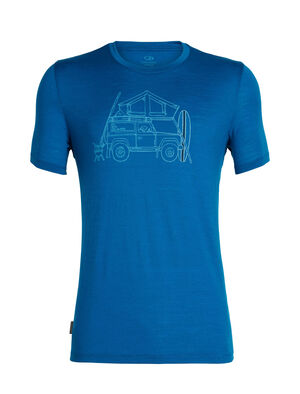Tech Lite Short Sleeve Crewe Surfspot Camper