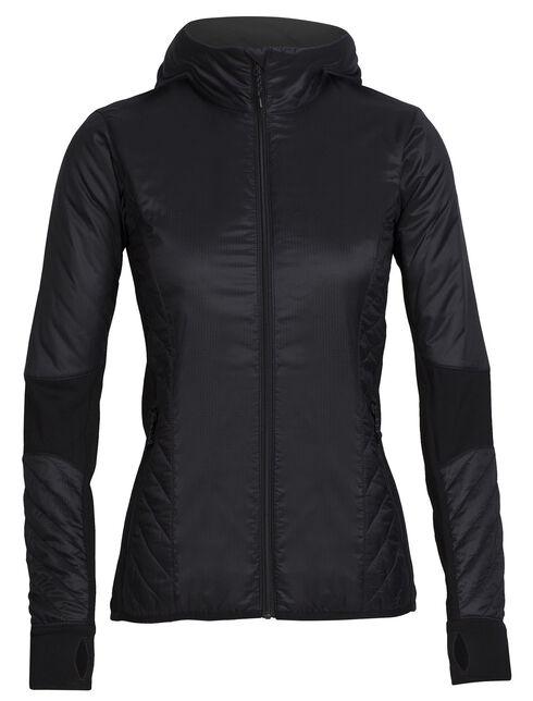 Women's MerinoLOFT™ Helix Long Sleeve Zip Hood
