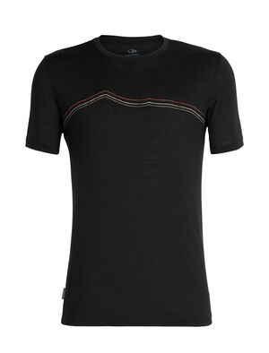 Tech Lite Short Sleeve Crewe Rangitoto Triple